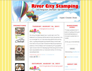 River City Stamping Design