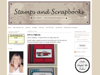 Stamps and Scrapbooks