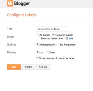 Blogger-ConfigureLabels