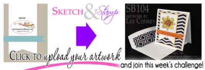 Blog Makeover: Sketch And Stamp – Come Join The Fun!